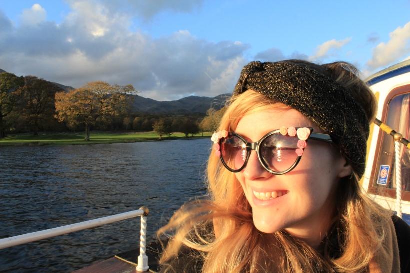 Sian Julian - Lake District October 2013