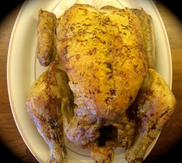 Jamie Oliver's 'Perfect Roast Chicken'