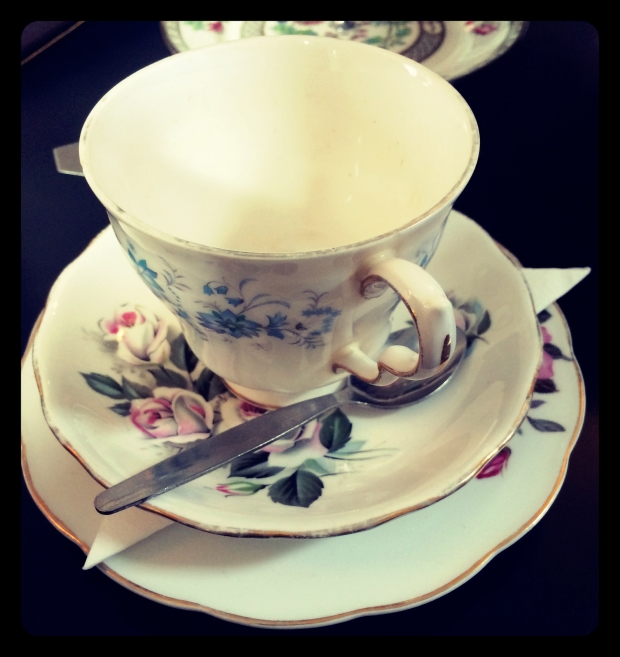 Tea cup Soho Secret Tea Room